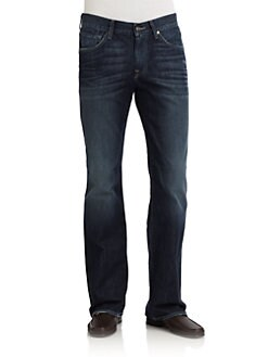 7 For All Mankind - Bootcut Jeans/Gridley