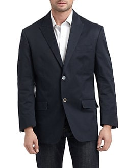 Robert Graham - Crowley Cotton Blazer