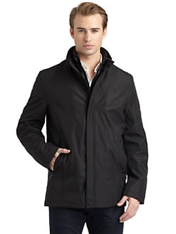 T-Tech by Tumi - Quilted Lining Jacket