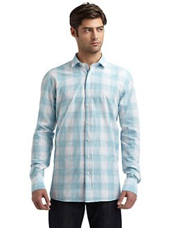 Scott James - Booker Plaid Sportshirt