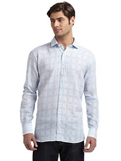 Scott James - Landon Plaid Sportshirt