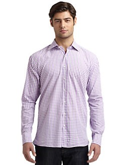 Scott James - Jonathan Woven Sportshirt