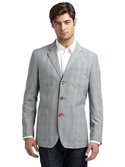 Scott James - Armand Three-Button Jacket