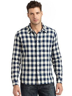 Elizabeth and James - Checked Shirt