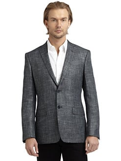 Versace Collection - Bamboo Blazer/Slim-Fit
