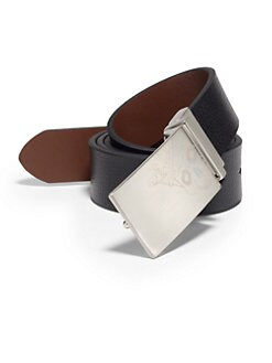 Robert Graham - Costello Reversible Leather Belt