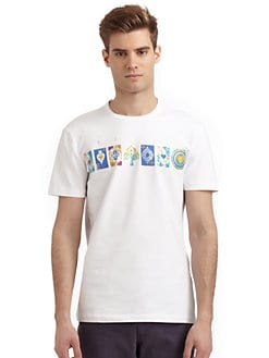 Versace Jeans - Poker Logo T-Shirt