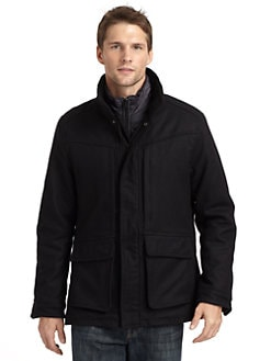 Elie Tahari - Systems Jacket/Black