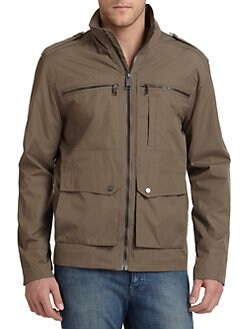 MARC NEW YORK by ANDREW MARC - Clive Rain Jacket