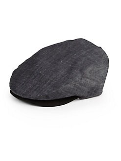 John Varvatos - Ivy Cap/Denim