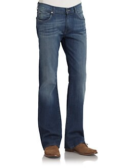 7 For All Mankind - Bootcut Jeans/Addison