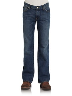 7 For All Mankind - Bootcut Jeans/Imperial Spring