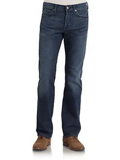7 For All Mankind - Standard Straight-Leg Jeans/Spring Lake