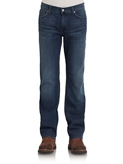 7 For All Mankind - Slimmy Jeans/Spring Lake Blue
