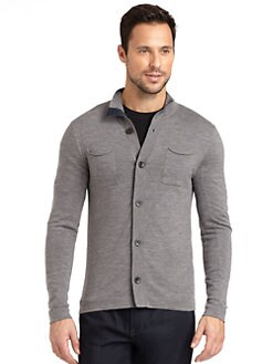 Elie Tahari - Jackson Wool Cardigan