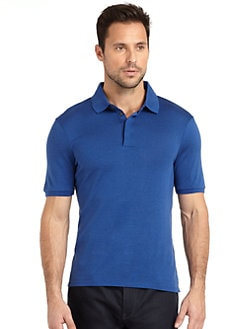 Elie Tahari - Darren Polo Shirt