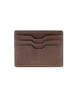 John Varvatos - Leather Card Case