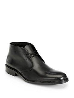 Gordon Rush - Thompson Chukka Boots/Black