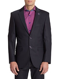 Bogosse - Contrast Stitch Sport Coat