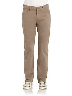 7 For All Mankind - Austyn Straight-Leg Colored Jeans