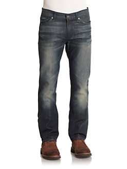 7 For All Mankind - Slimmy Cedar Street Jeans
