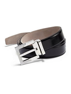 Dolce & Gabbana - Classic Leather Belt