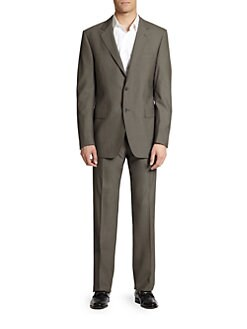Dolce & Gabbana - Classic Stretch Wool Suit