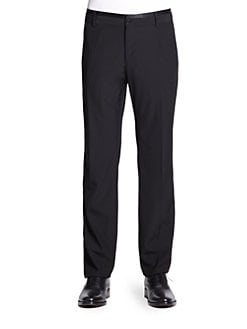 Dolce & Gabbana - Silk-Trimmed Tuxedo Trousers