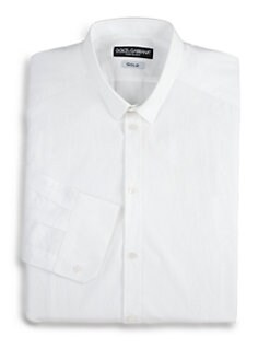 Dolce & Gabbana - Classic Cotton Dress Shirt