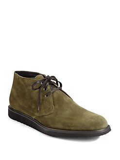 Bruno Magli - Erasmo Suede Chukka Boots