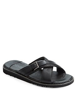 Bruno Magli - Vezio Leather Sandals