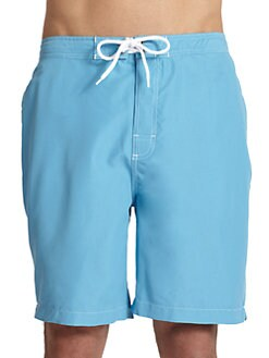 Trunks - Swami Swim Trunks/Blue