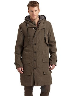 Nicholas K - Mercer Convertible Coat