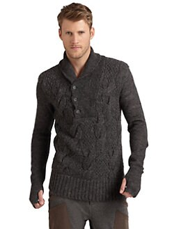 Nicholas K - Damon Wool Sweater