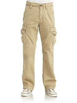 Jetlag - Classic Cargo Pants/Beige