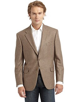 Hickey Freeman - Cashmere Tweed Blazer