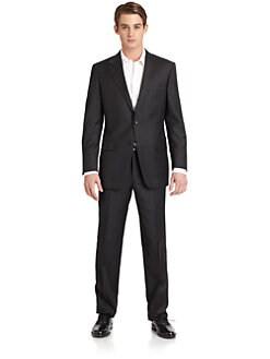 Hickey Freeman - Lindsey L SeriesWool Suit