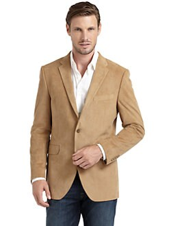 Hickey Freeman - Textured Two-Button Sportcoat/Camel