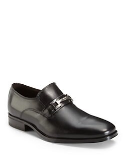 Bruno Magli - Gulliver Bit Slip-On Shoes