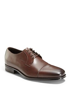Bruno Magli - Ryback Oxford Shoes/Brown