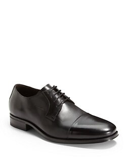 Bruno Magli - Ryback Oxford Shoes/Black