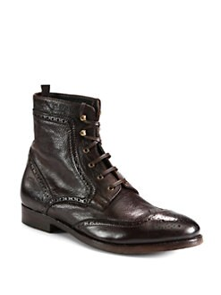 To Boot New York - Lawrence Lace-Up Boot