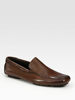 To Boot New York - Leather Driving Shoes