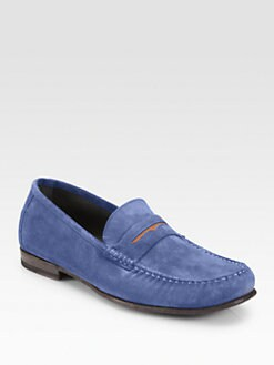 To Boot New York - Wilson Suede Loafer