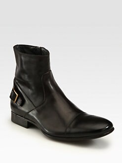 To Boot New York - Halt Buckle-Back Boots