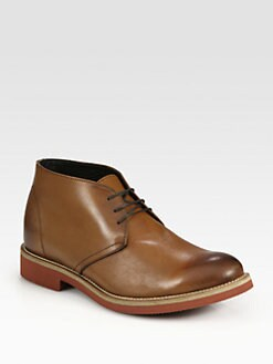 To Boot New York - Leather Chukka Boot