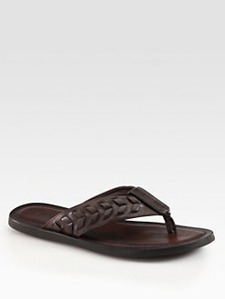 To Boot New York - Pines Leather Sandals