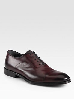 To Boot New York - Edmund Captoe Lace-Ups