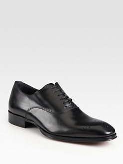 To Boot New York - Edward Leather Lace-Ups