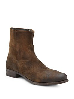 To Boot New York - Heron Suede Boots